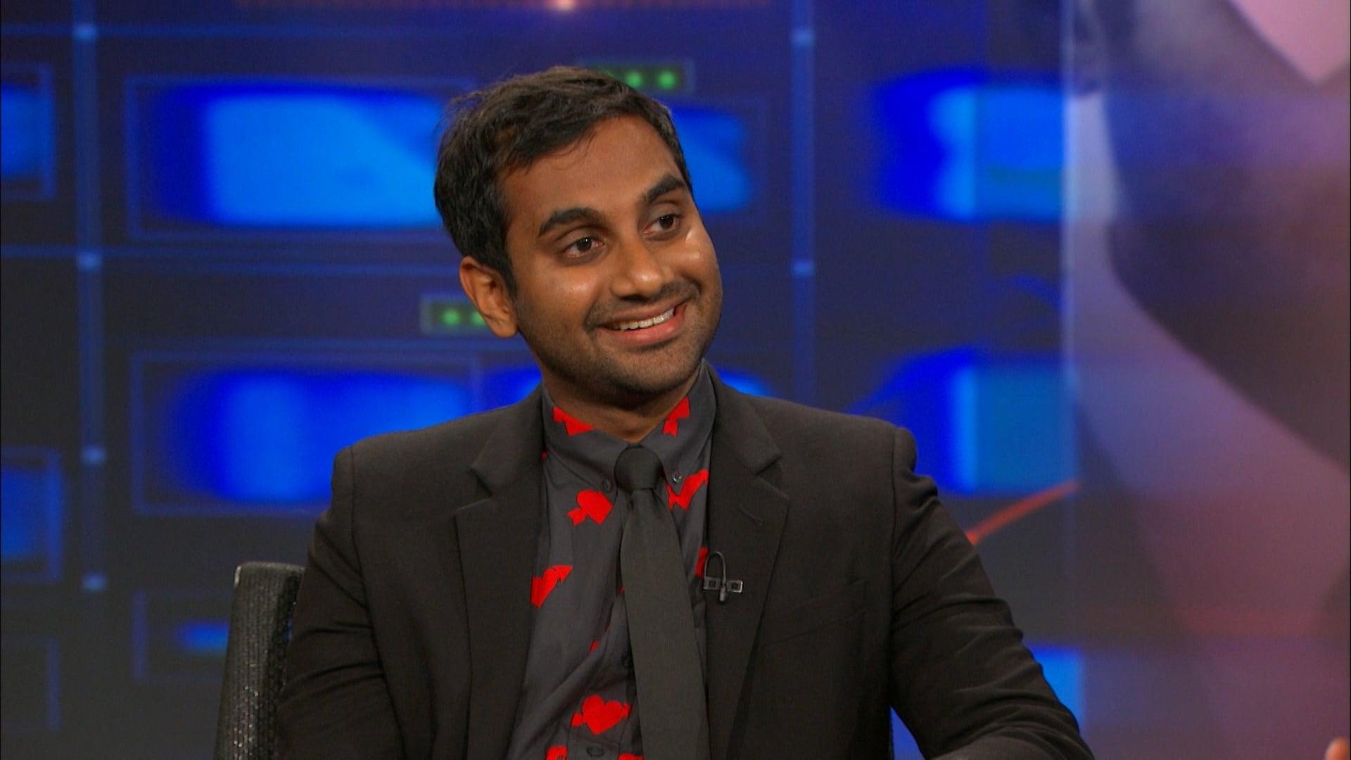 The Daily Show with Trevor Noah Season 20 :Episode 120  Aziz Ansari
