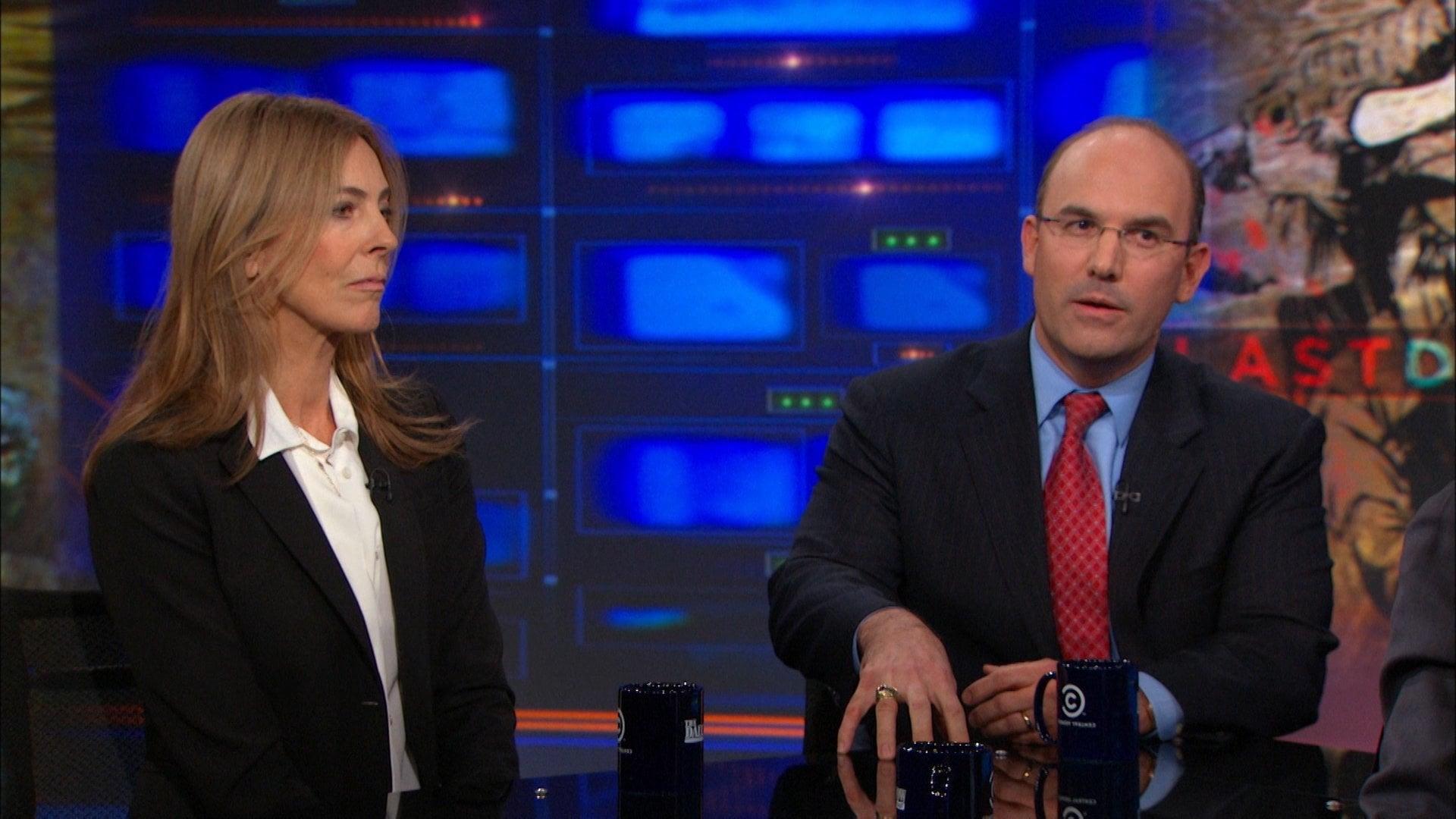 The Daily Show with Trevor Noah Season 20 :Episode 34  Kathryn Bigelow & Juan Zarate