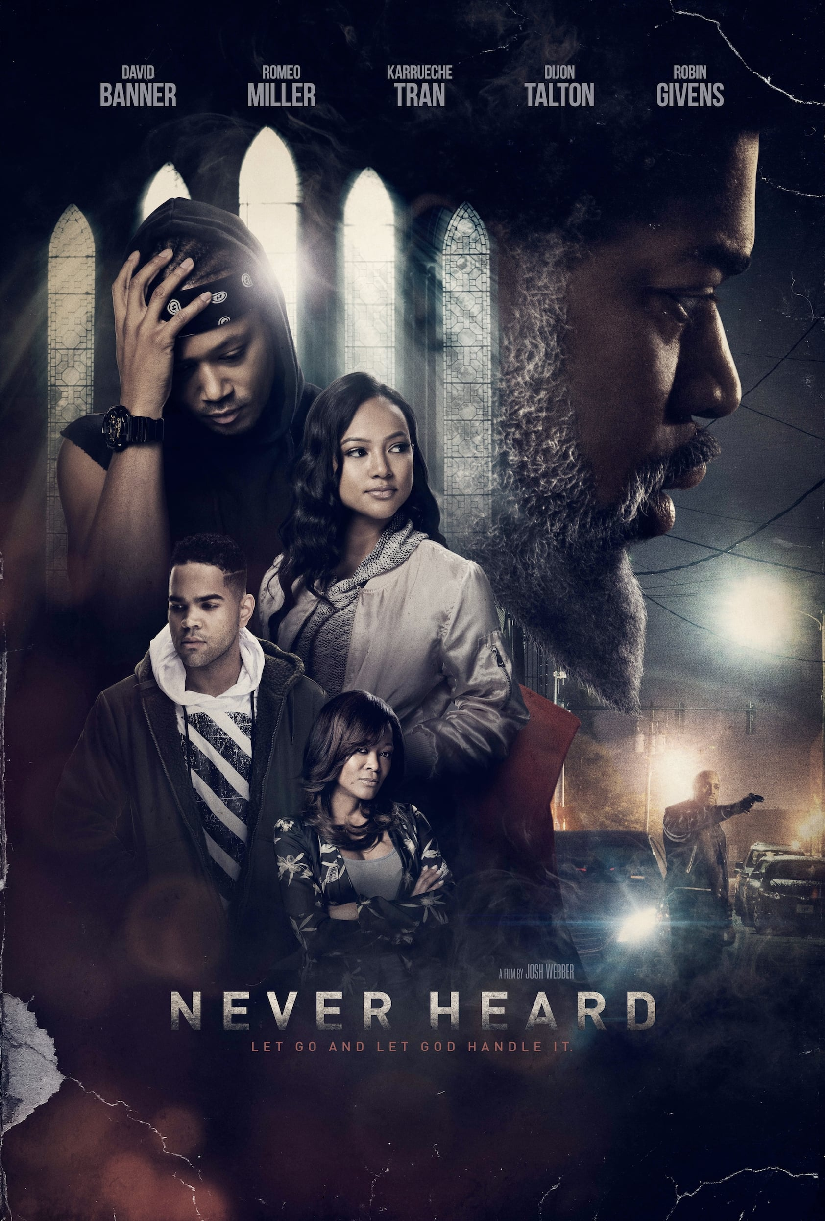 image for NEVER HEARD