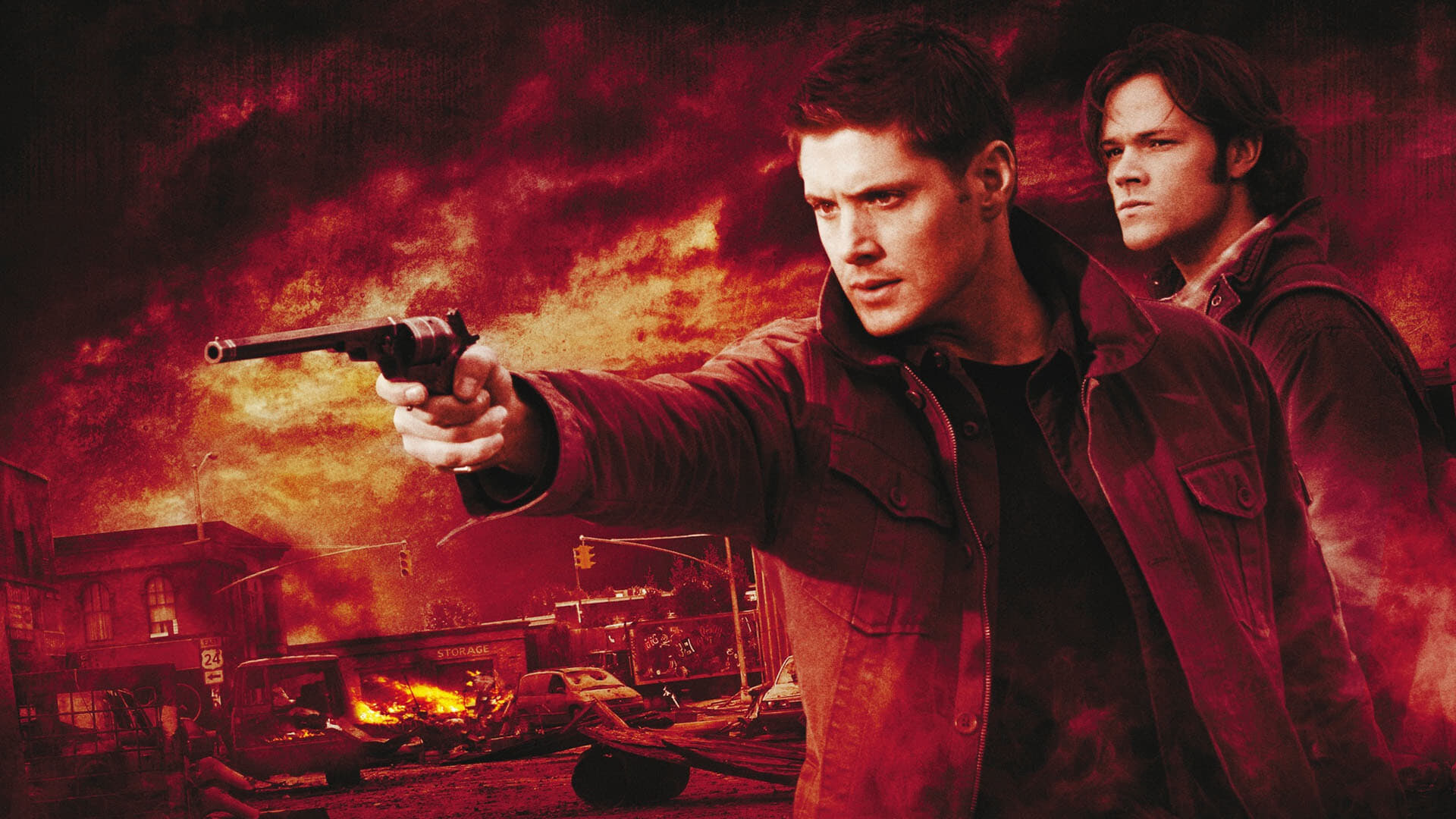 Supernatural - Season 12 Episode 17 The British Invasion