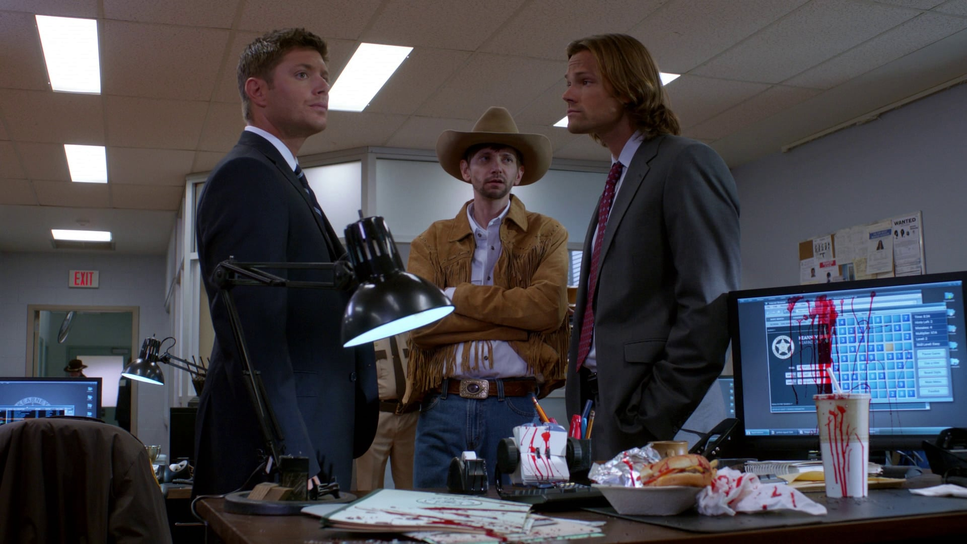 Supernatural - Season 8 Episode 6 : Southern Comfort