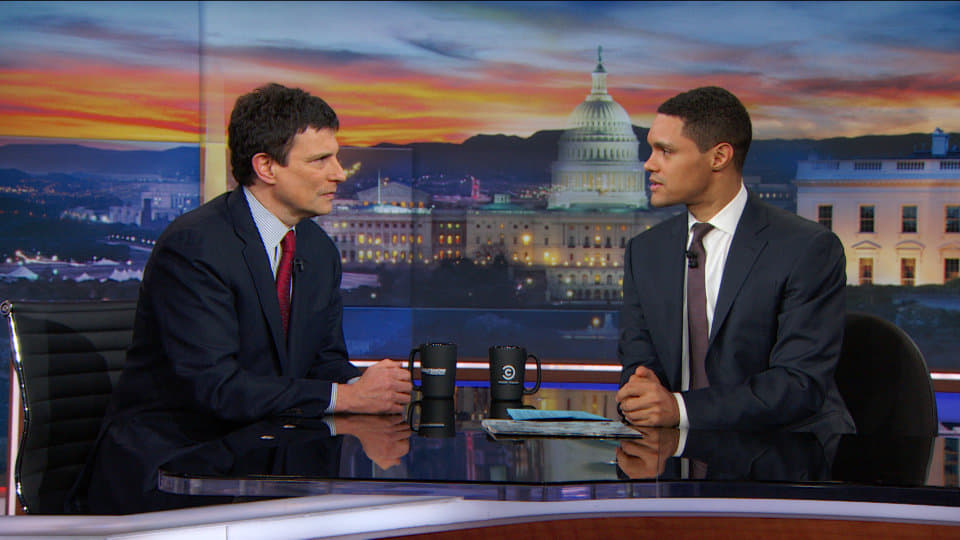 The Daily Show with Trevor Noah Season 23 :Episode 53  David Remnick