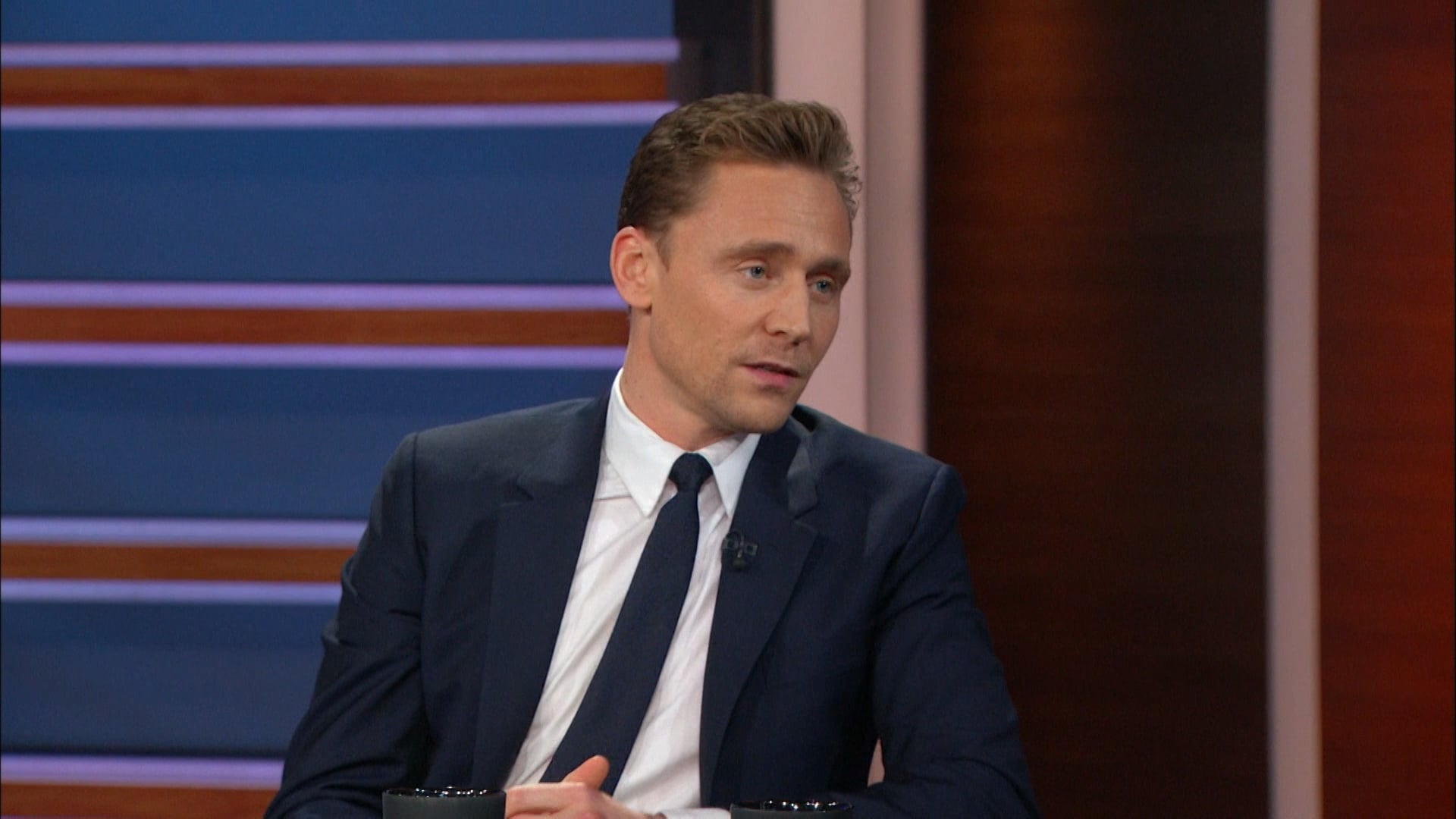 The Daily Show with Trevor Noah Season 21 :Episode 11  Tom Hiddleston