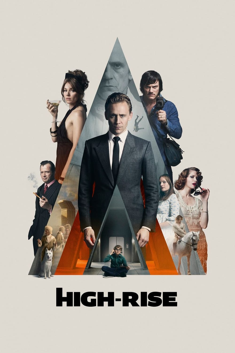 Póster High-Rise