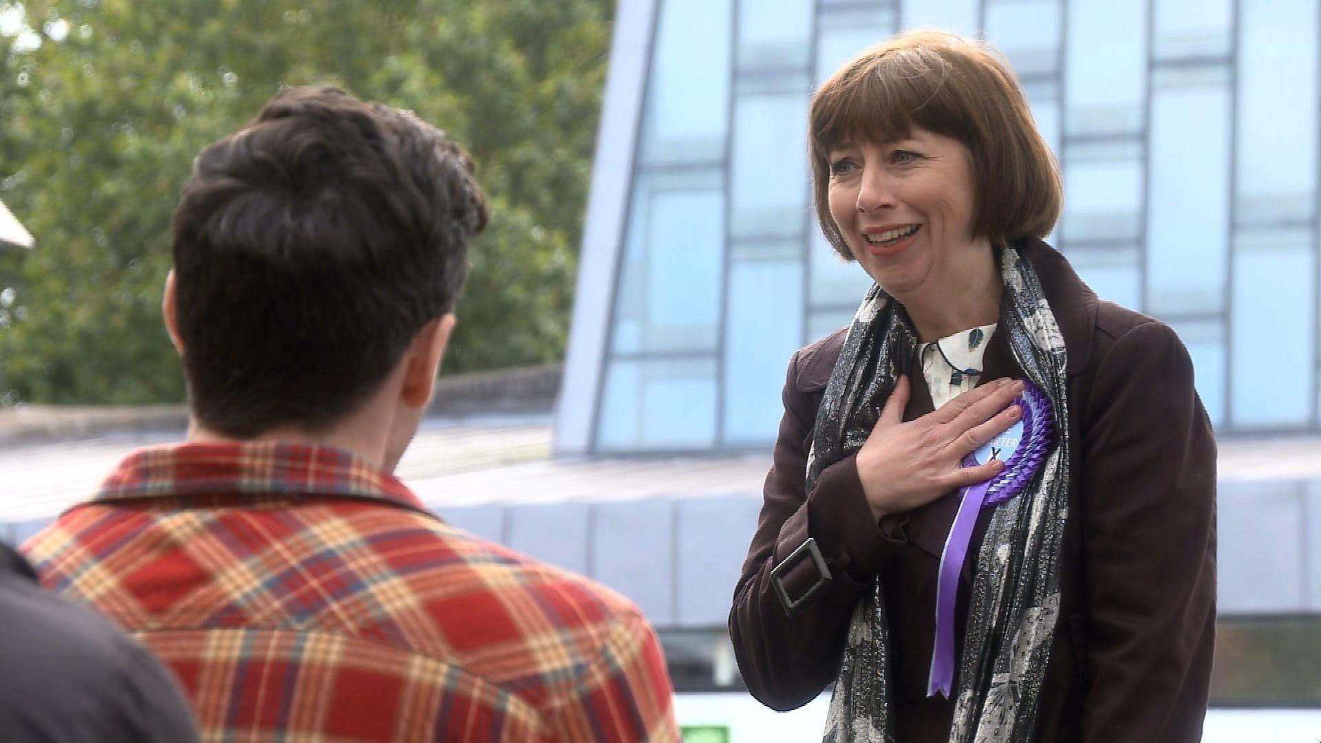 Doctors Season 16 :Episode 175  Territoriality