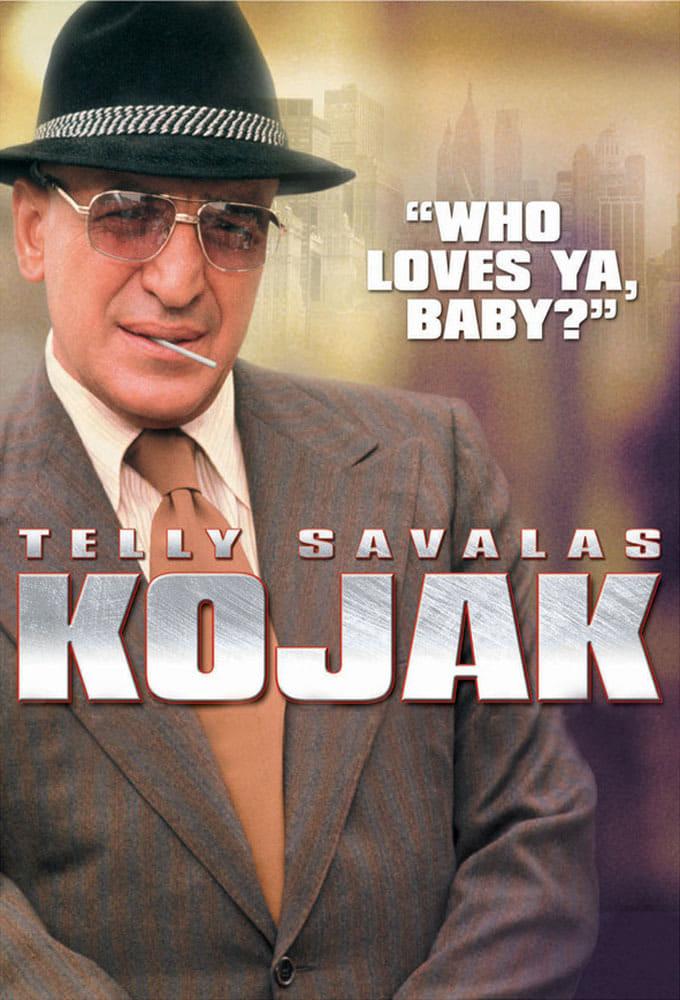 Kojak serie completa, ver online y descargar