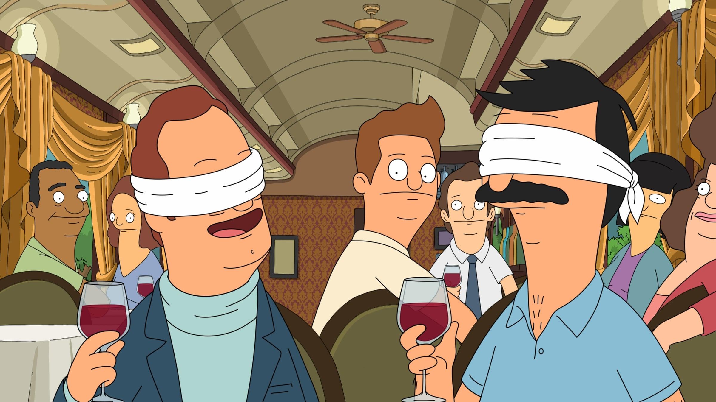 Bob's Burgers - Season 4 Episode 15 : The Kids Rob a Train