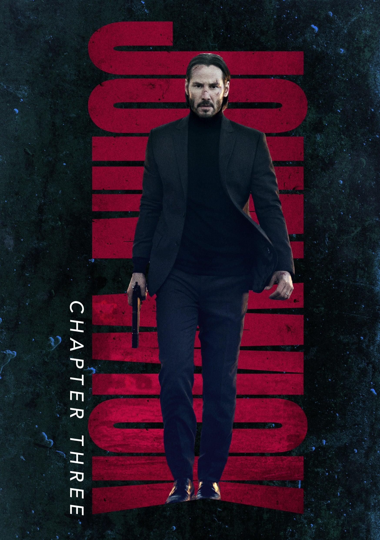 John Wick: Chapter 3 Poster