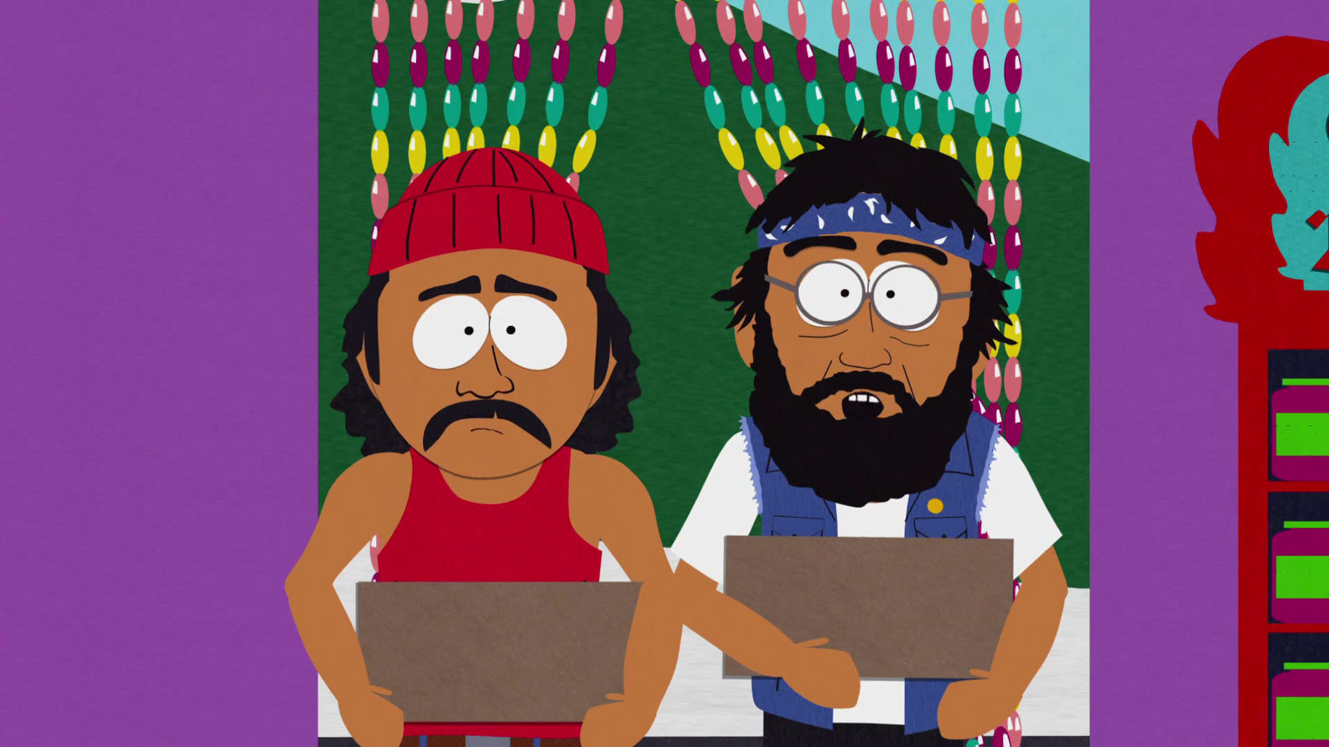 South Park Season 4 :Episode 6  Cherokee Hair Tampons