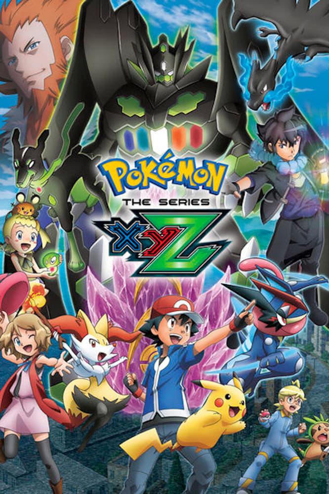 Pokémon Season 19