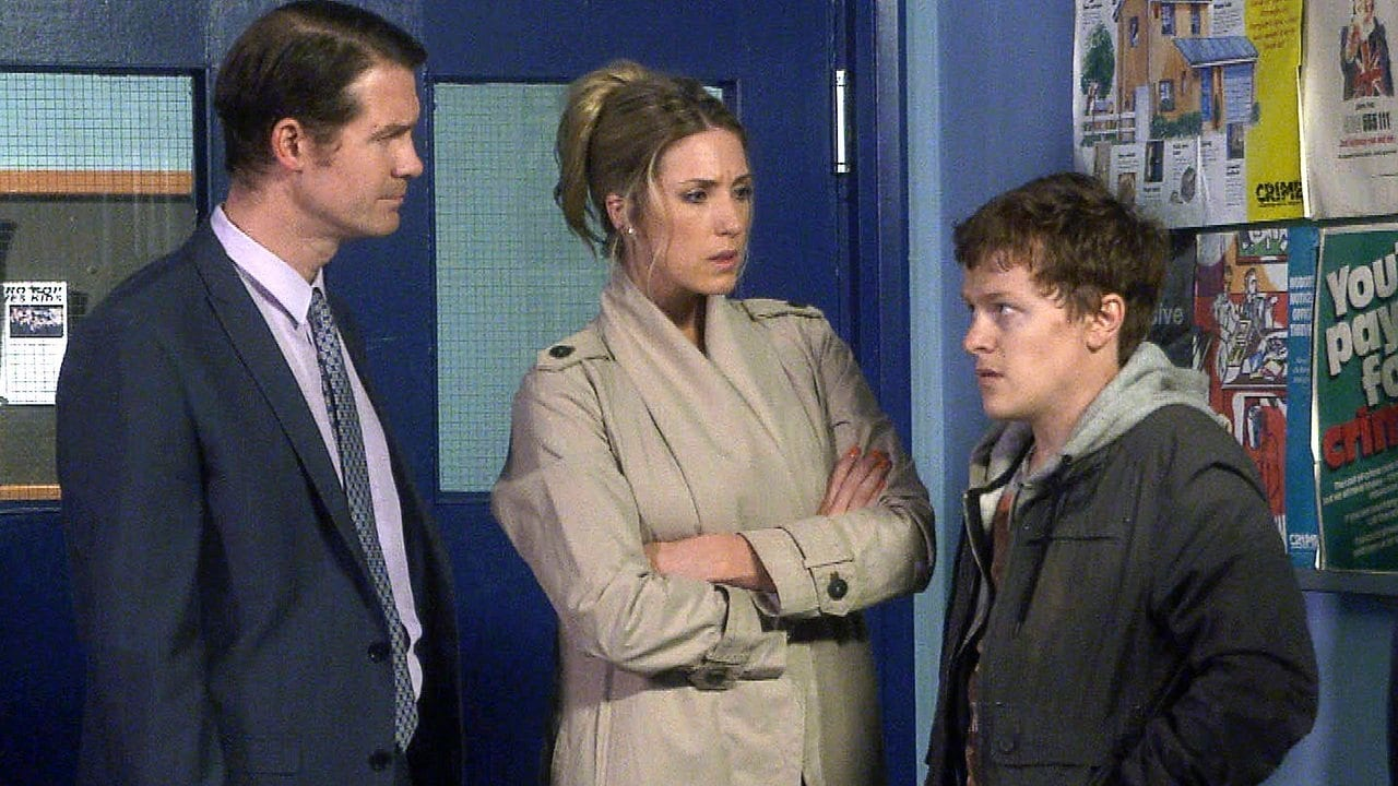 Doctors Season 16 :Episode 107  Going Home