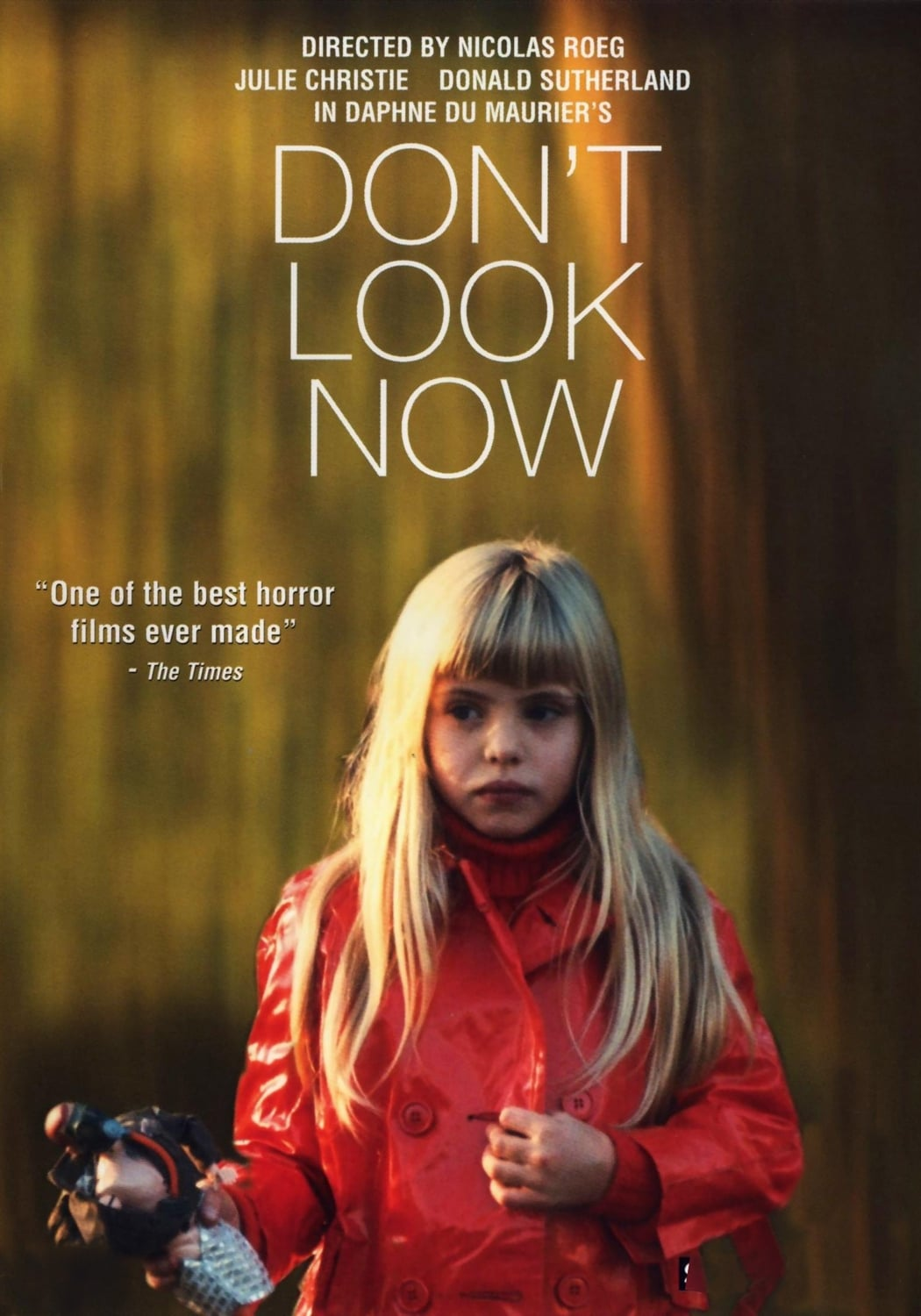 Has anyone seen Don't Look Now (1973)?...Possible theory ...