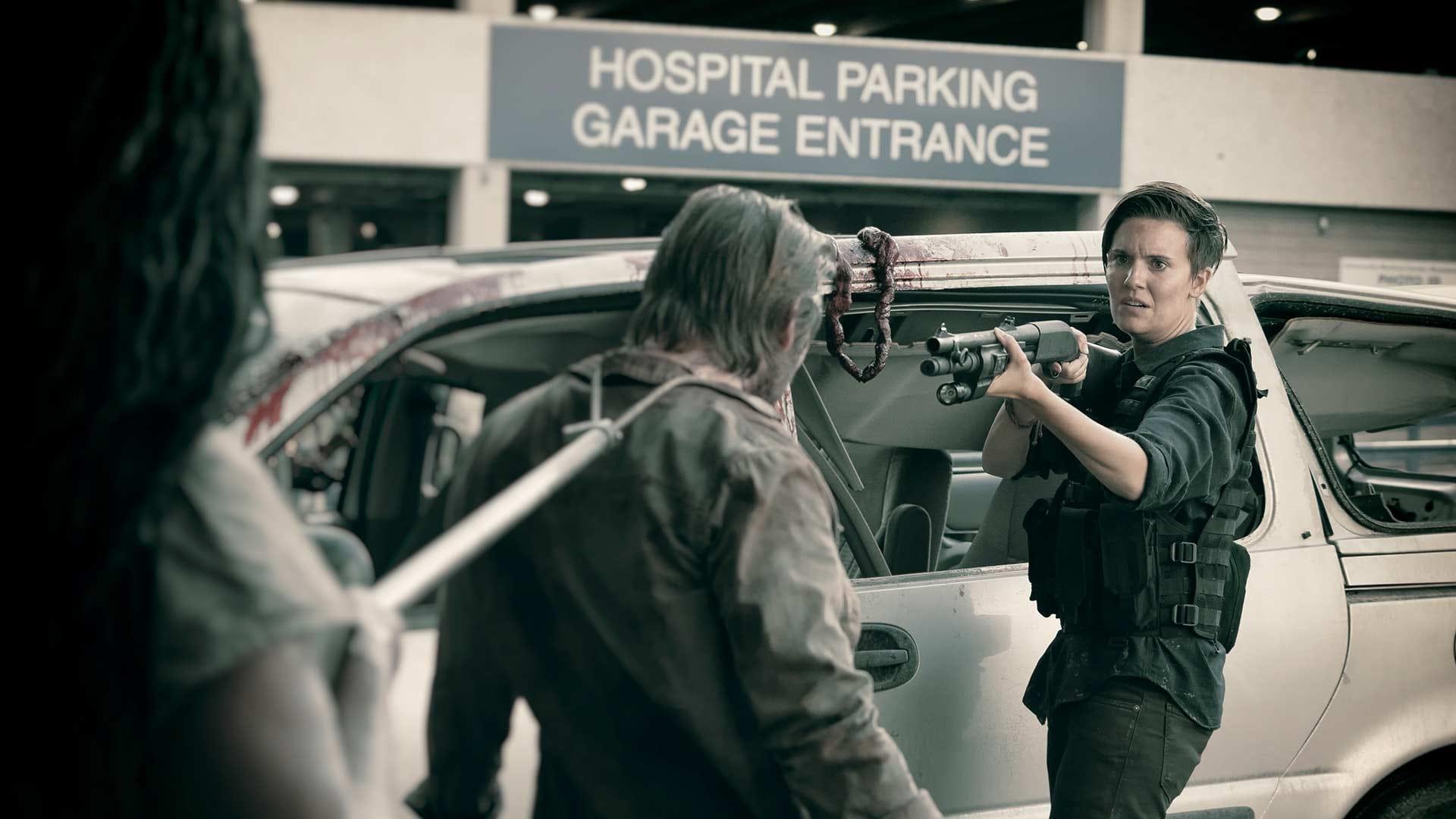 Fear the Walking Dead Season 4 :Episode 16  Hoffnung