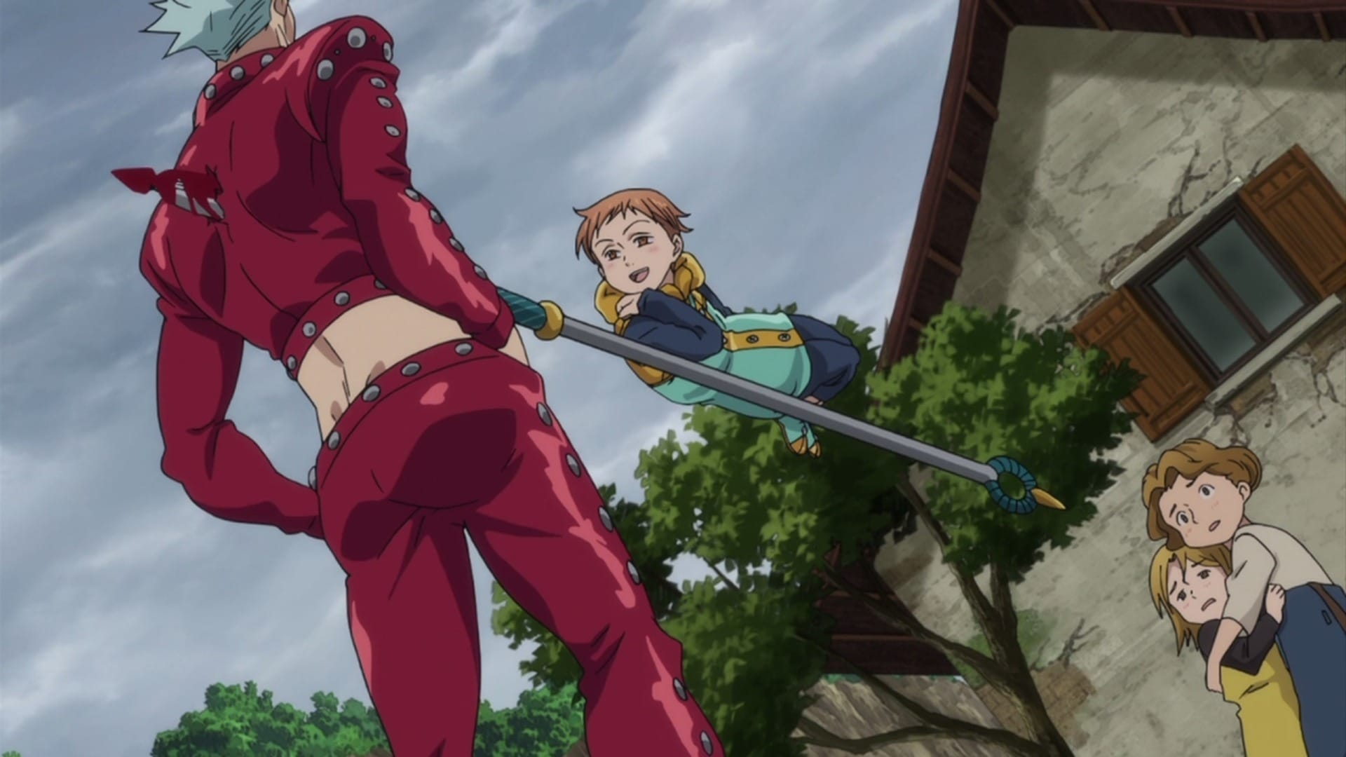 The Seven Deadly Sins Season 1 :Episode 7  Touching Reunion