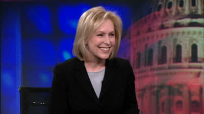 The Daily Show with Trevor Noah Season 16 :Episode 2  Sen. Kirsten Gillibrand