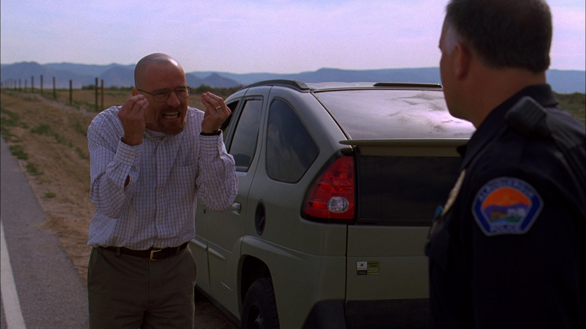 Breaking Bad Season 3 :Episode 2  Caballo Sin Nombre