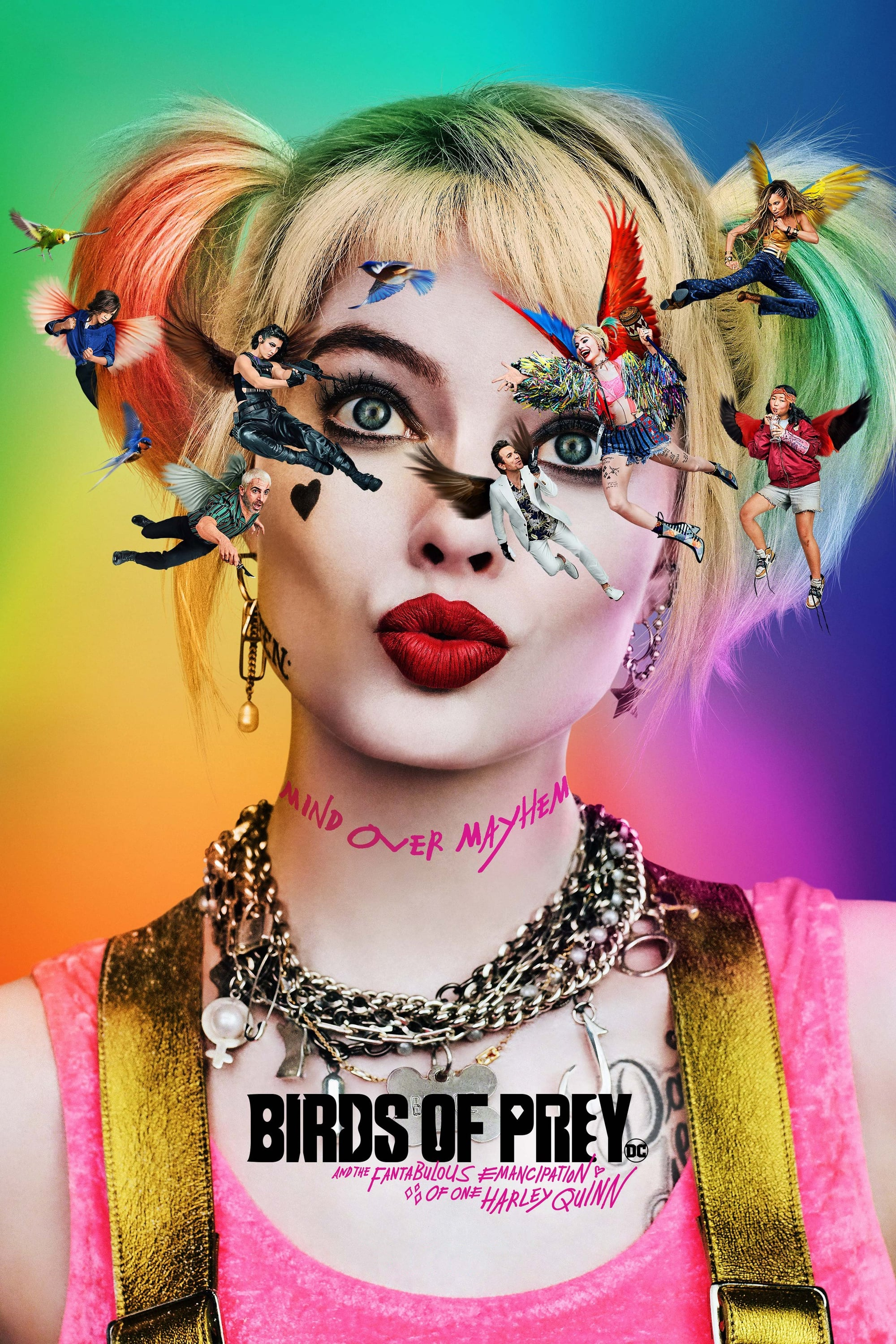 image for Birds of Prey (and the Fantabulous Emancipation of One Harley Quinn)