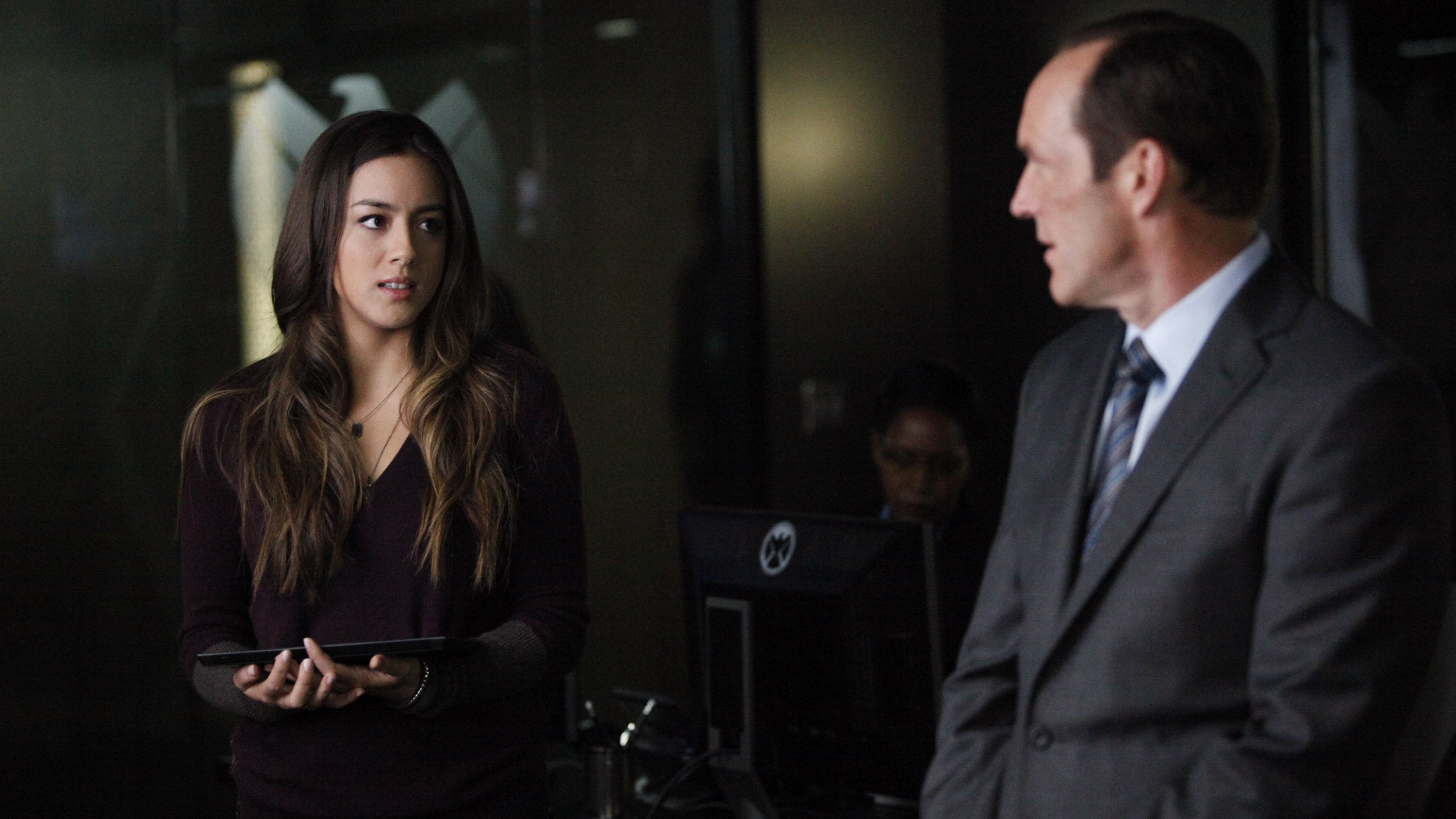 Marvel's Agents of S.H.I.E.L.D. Season 1 :Episode 18  Providence