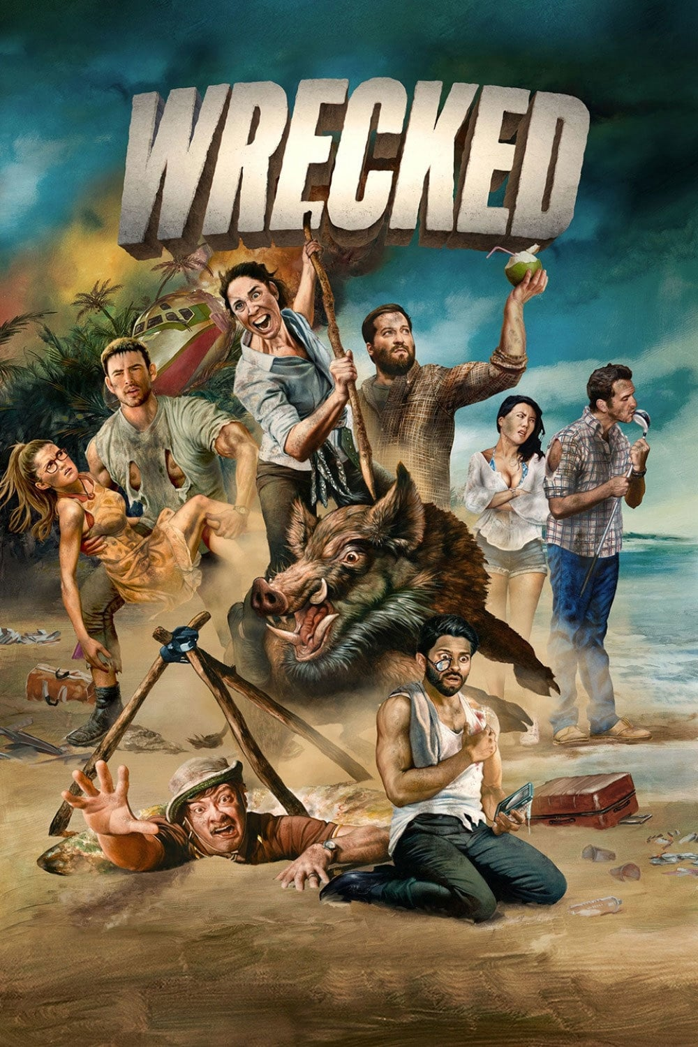 image for Wrecked
