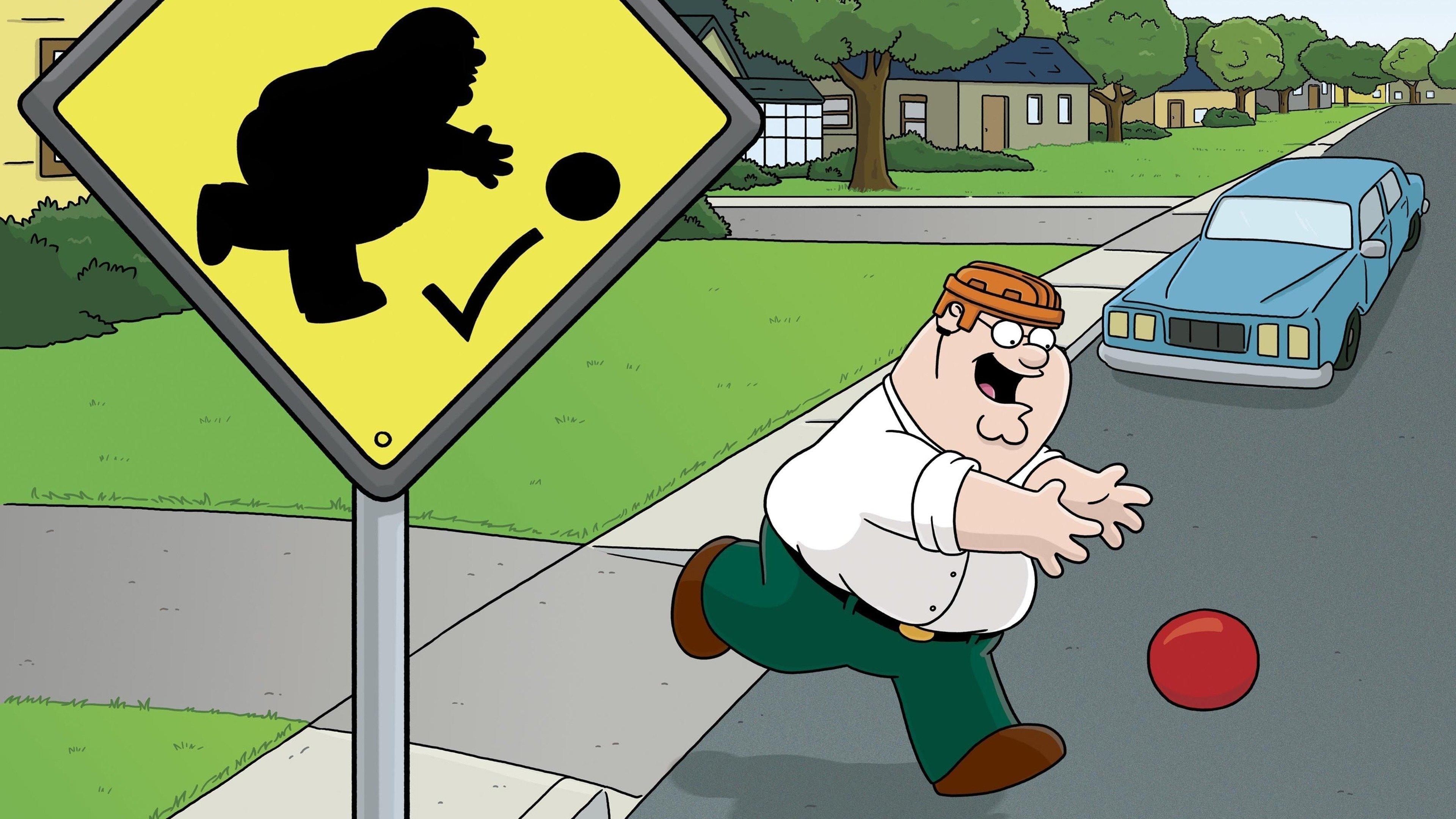 Family Guy Season 4 :Episode 6  Petarded
