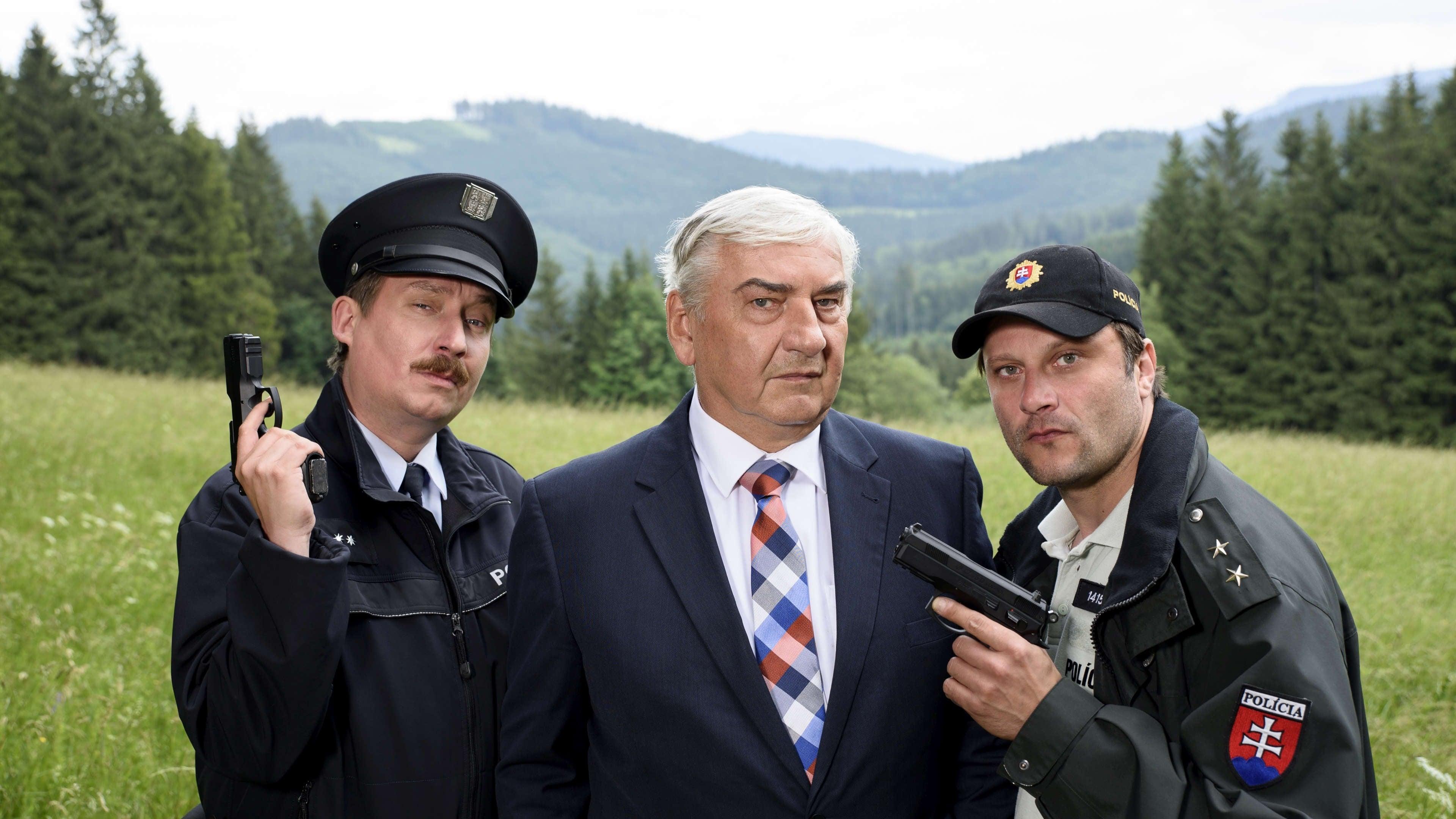 Strážmistr Topinka