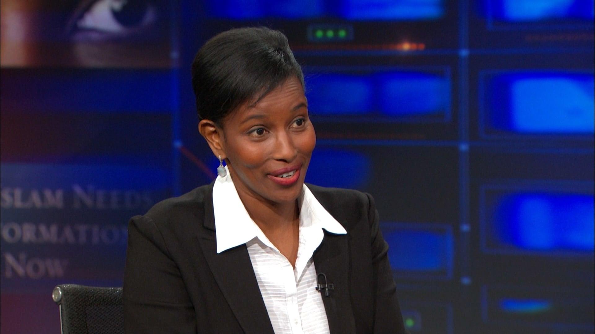 The Daily Show with Trevor Noah Season 20 :Episode 80  Ayaan Hirsi Ali