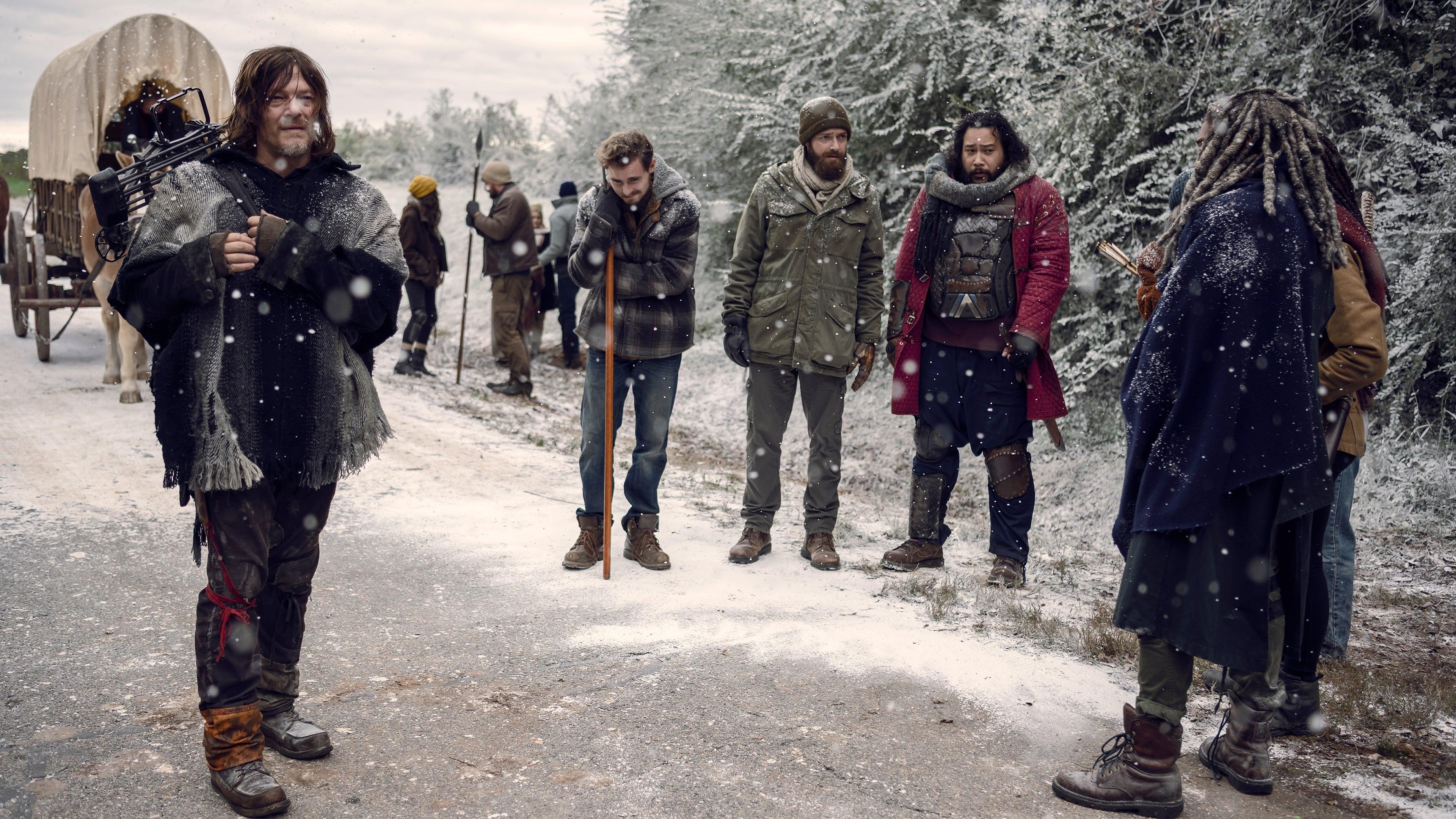 The Walking Dead - Season 9 Episode 16 : The Storm