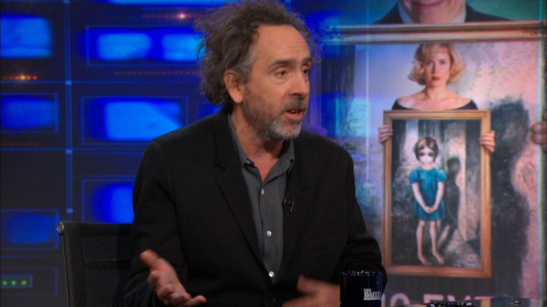 The Daily Show with Trevor Noah Season 20 :Episode 37  Tim Burton