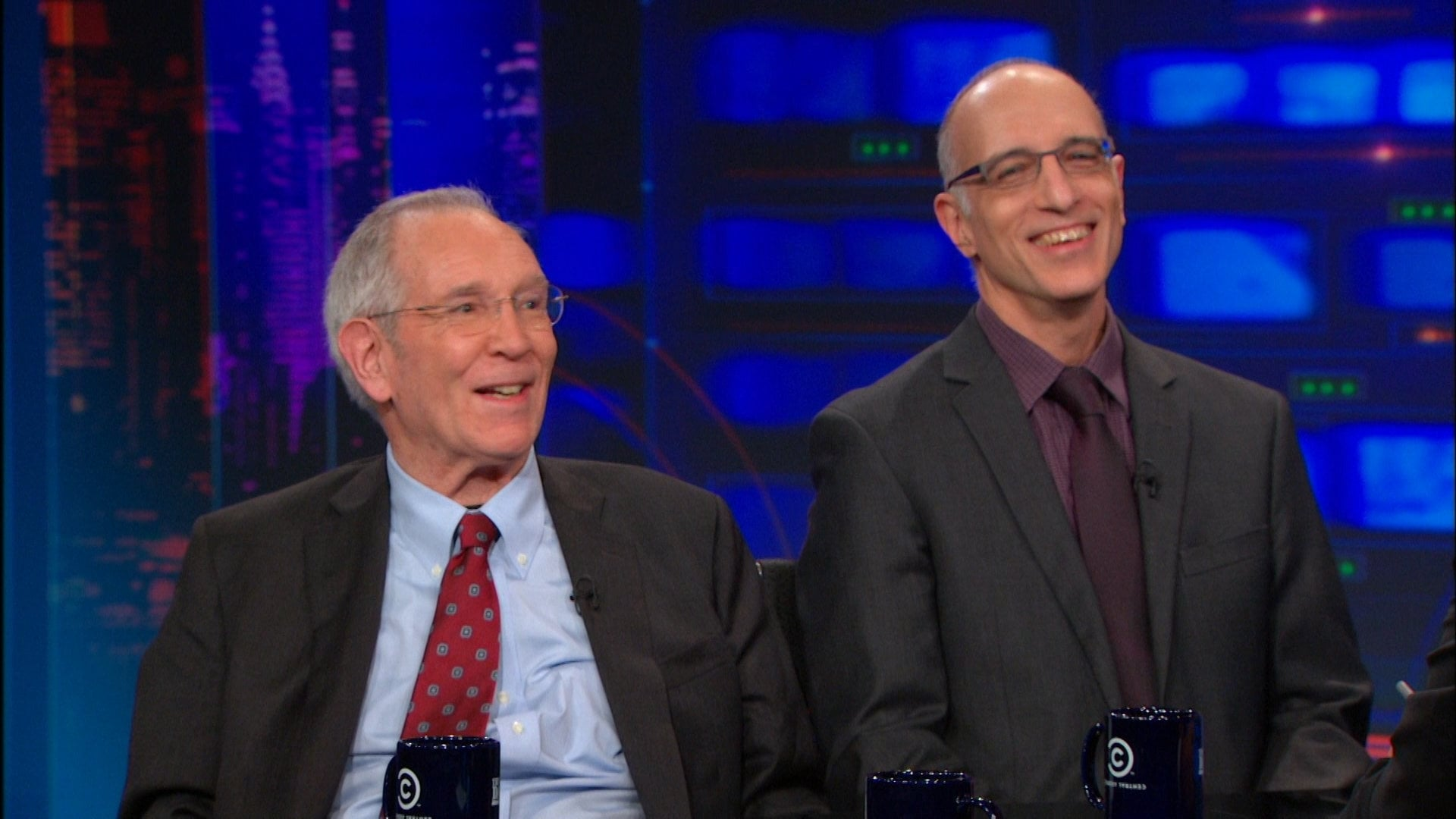 The Daily Show with Trevor Noah Season 19 :Episode 97  Martin Gilens & Benjamin Page