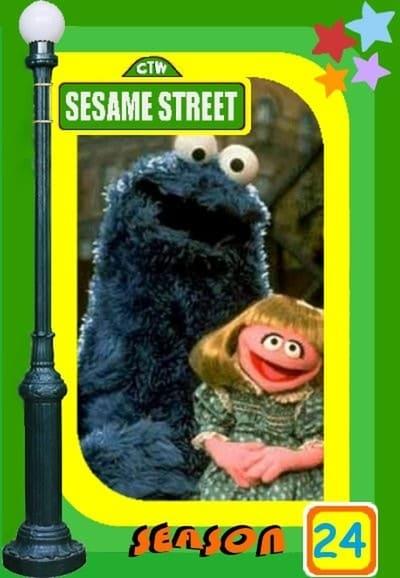 Sesame Street Season 24