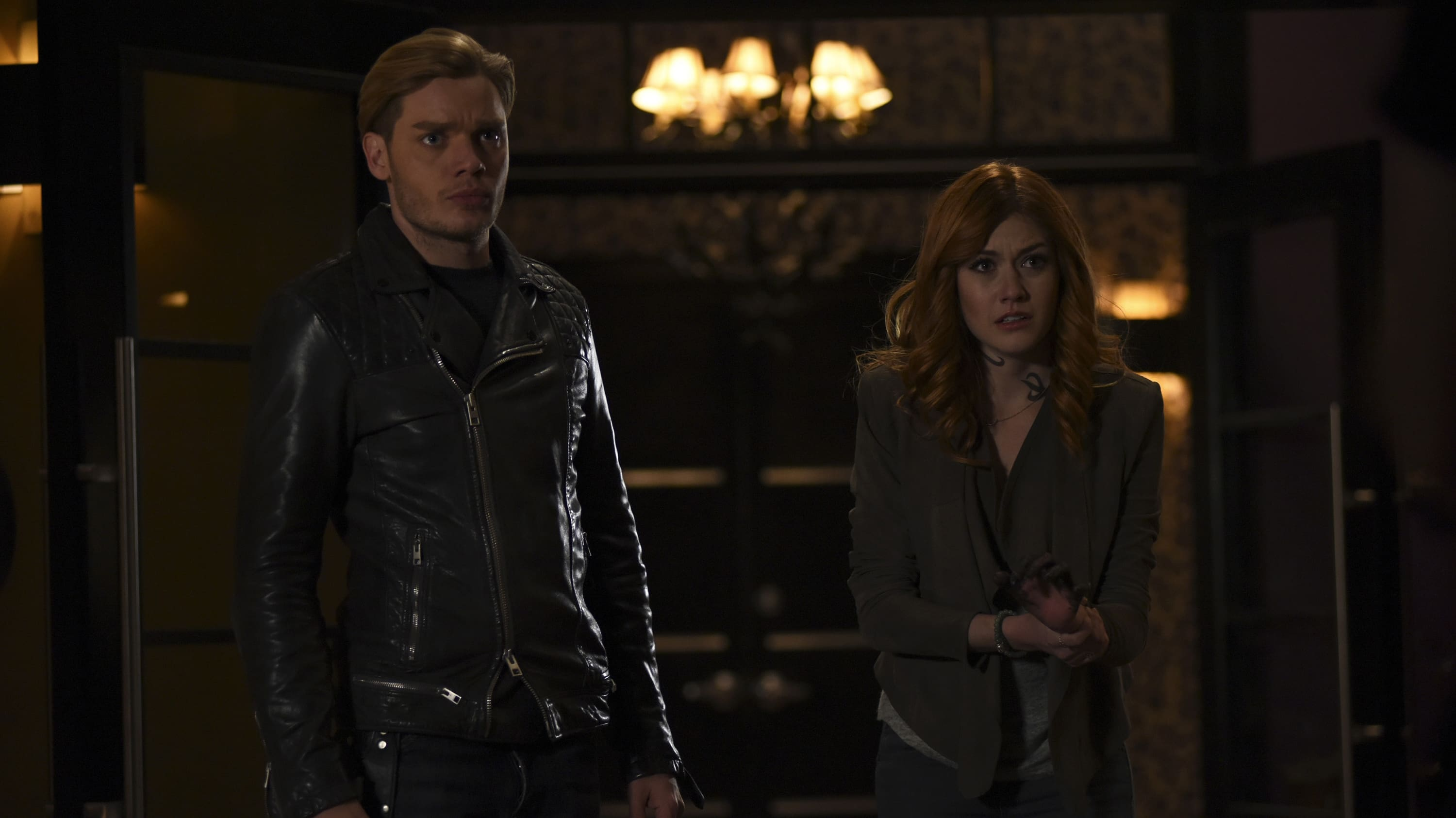 Shadowhunters - Season 2 Episode 9 : Bound by Blood