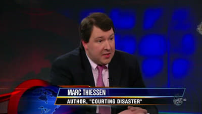 The Daily Show with Trevor Noah Season 15 :Episode 34  Marc Thiessen