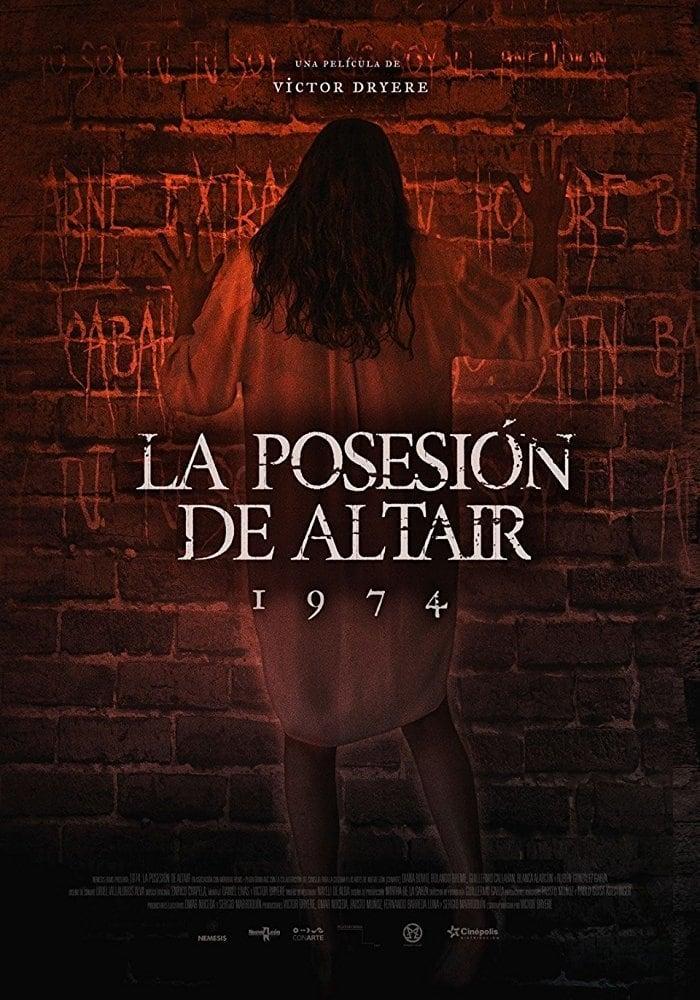 Póster 1974: La posesión de Altair