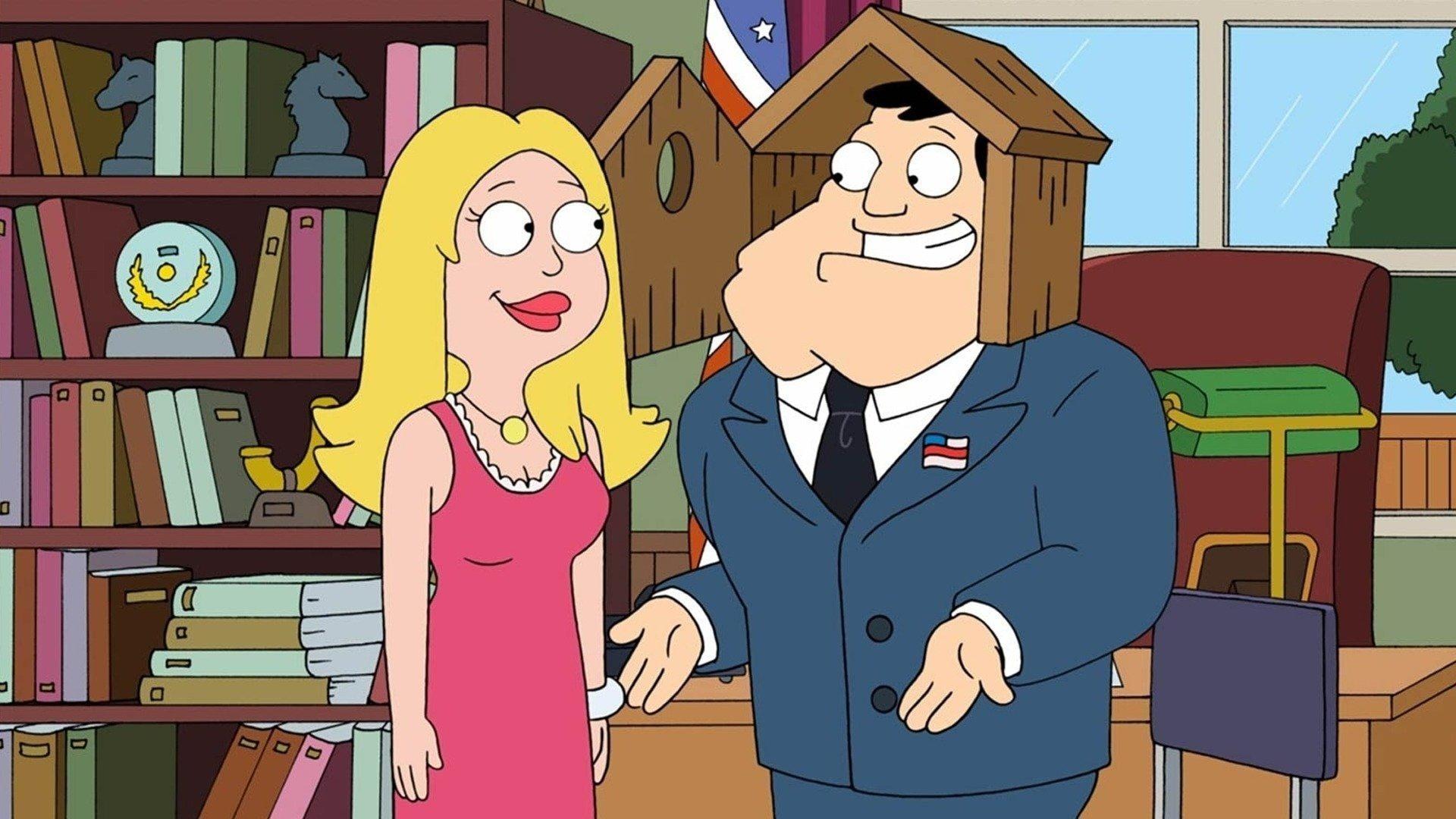 American Dad! - Season 4 Episode 12 : Widowmaker