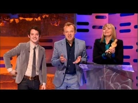 The Graham Norton Show Season 1 :Episode 1  Elijah Wood, Kim Cattrall and Heloise and the Savoir Faire