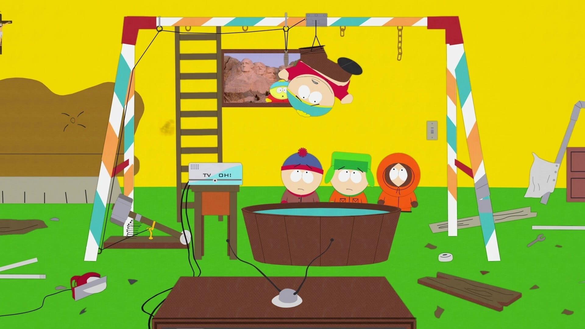South Park: Temporada 7, Capitulo 4