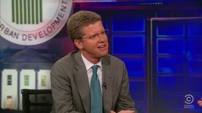 The Daily Show with Trevor Noah Season 17 :Episode 68  Shaun Donovan