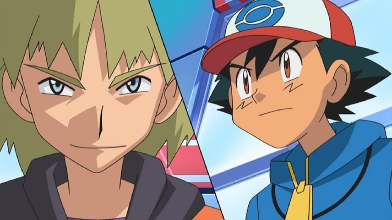 Pokémon Season 14 :Episode 10  A Rival Battle for Club Champ!