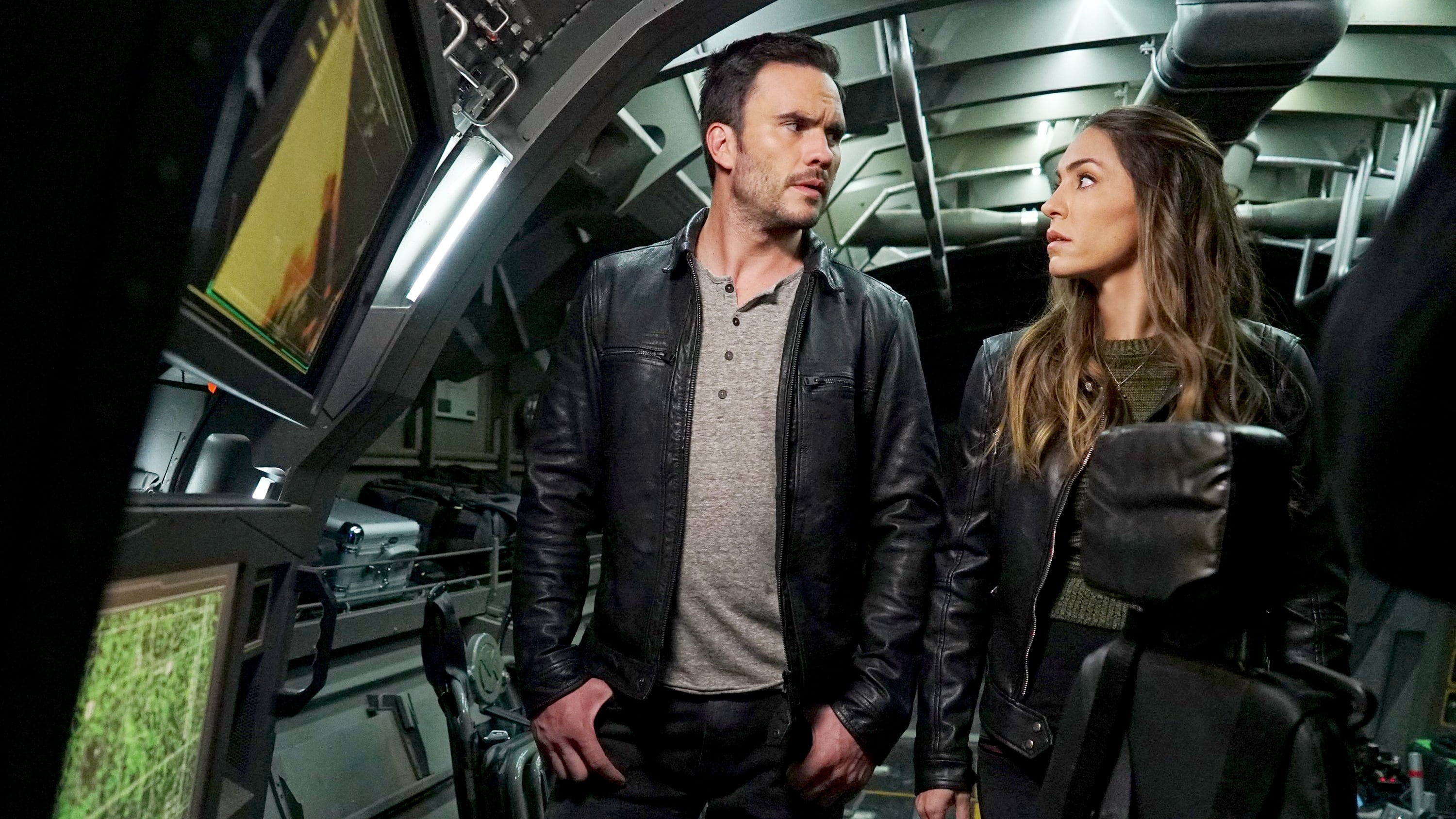 Marvel's Agents of S.H.I.E.L.D. - Season 3 Episode 17 : The Team