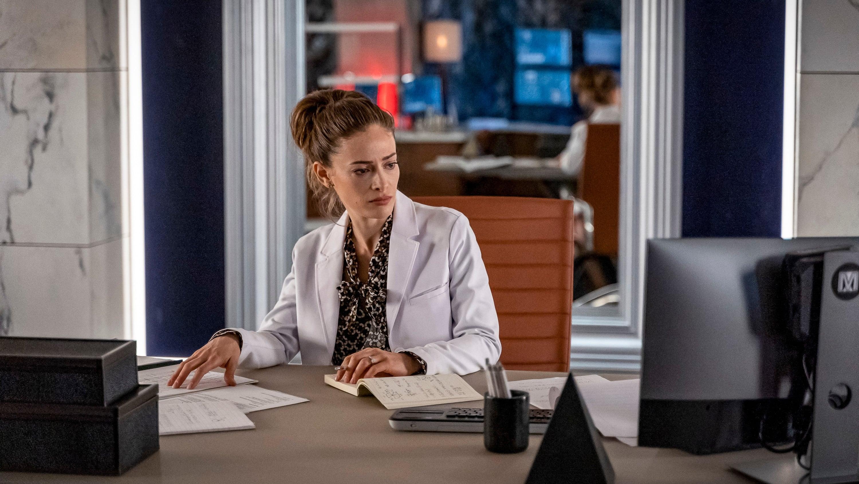 The Flash Season 6 :Episode 12  A Girl Named Sue