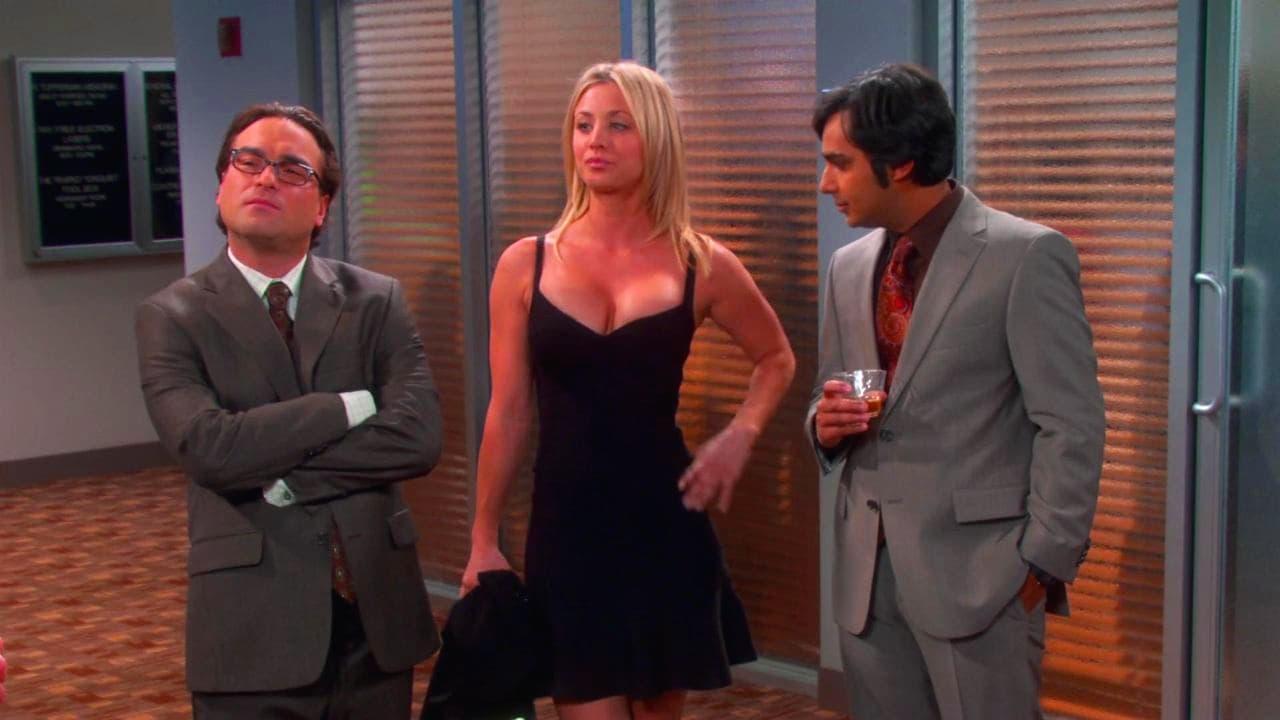 The Big Bang Theory - Season 6 Episode 20 : The Tenure Turbulence
