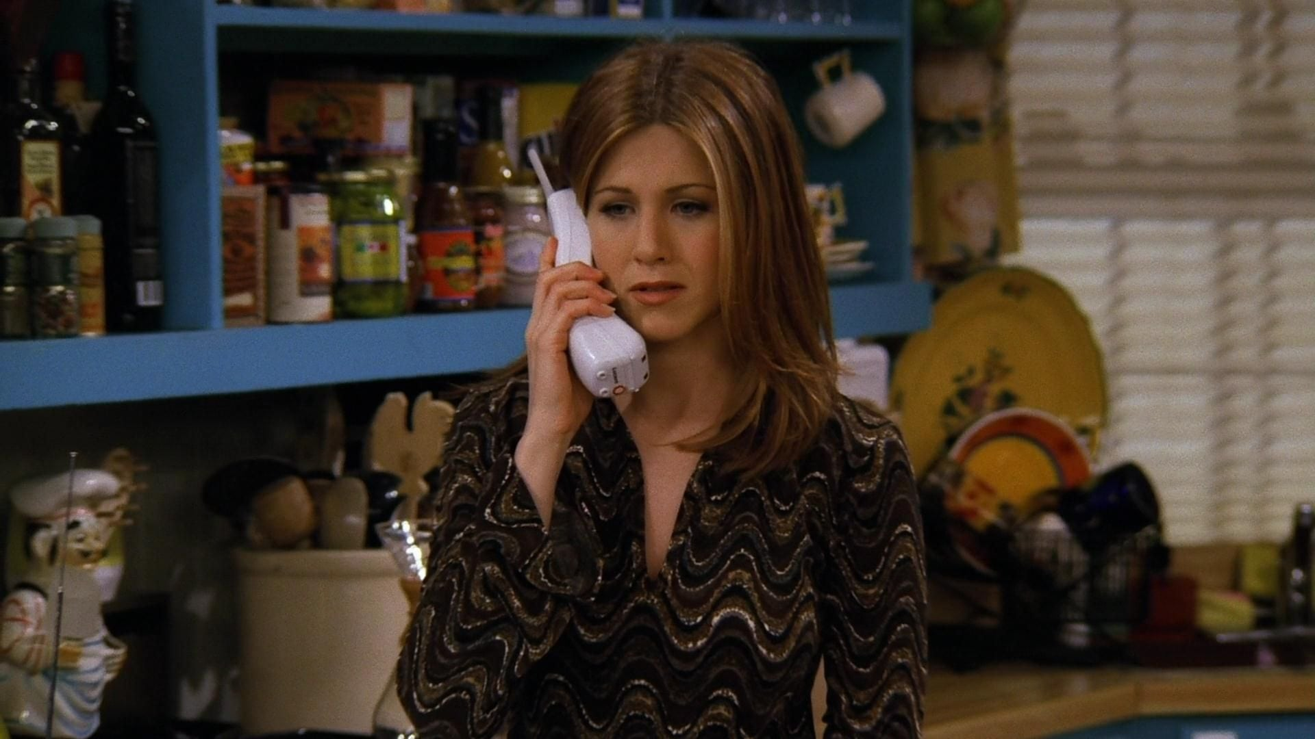 Friends Season 3 :Episode 15  The One Where Ross and Rachel Take a Break (1)