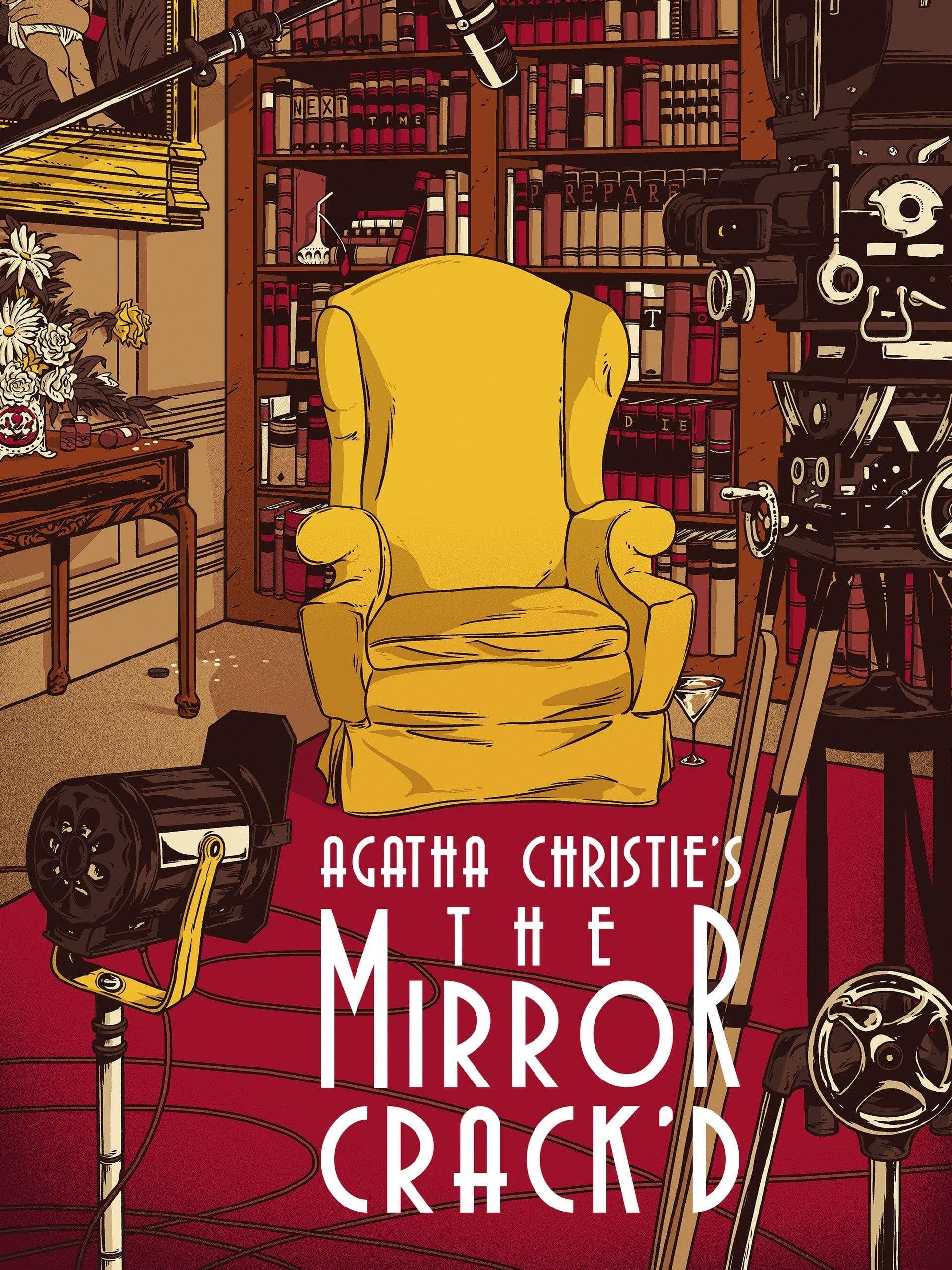 Póster El espejo roto