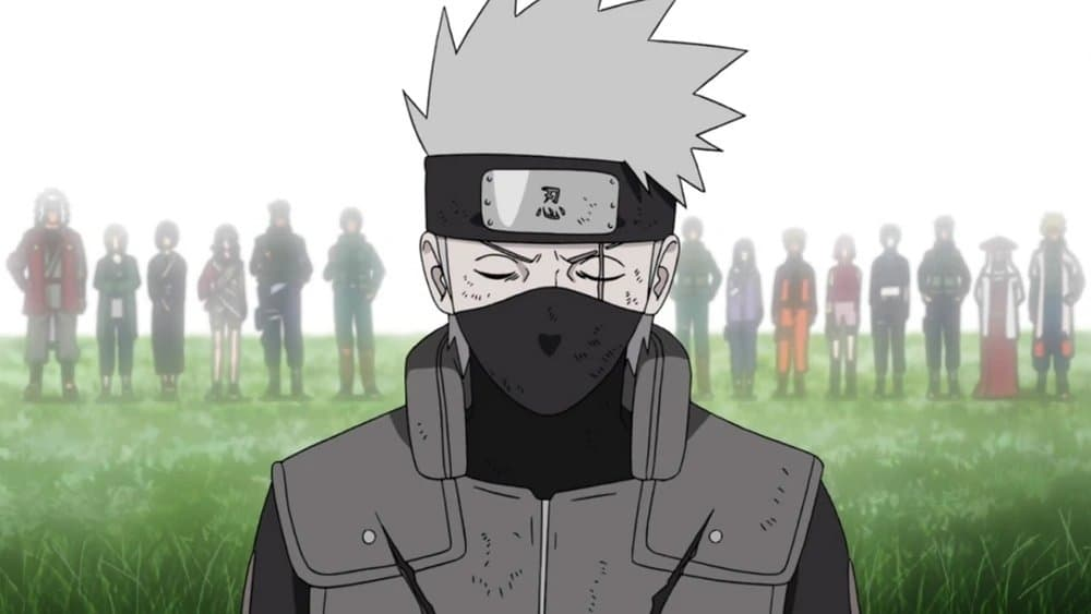 Naruto Shippūden Season 17 :Episode 372  Something to Fill the Hole
