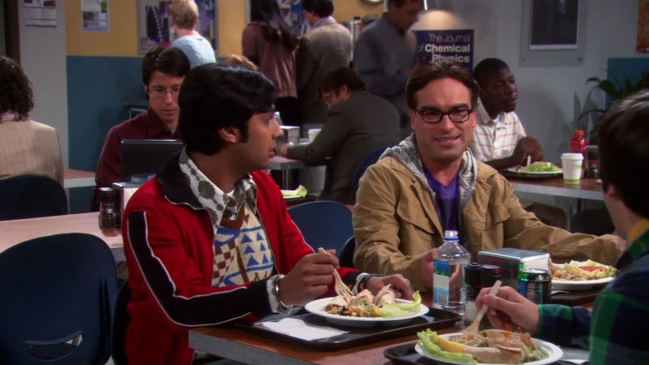 The Big Bang Theory Season 4 :Episode 6  The Irish Pub Formulation