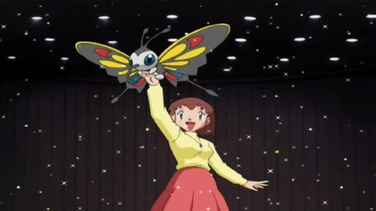 Pokémon Season 6 :Episode 13  All Things Bright and Beautifly!