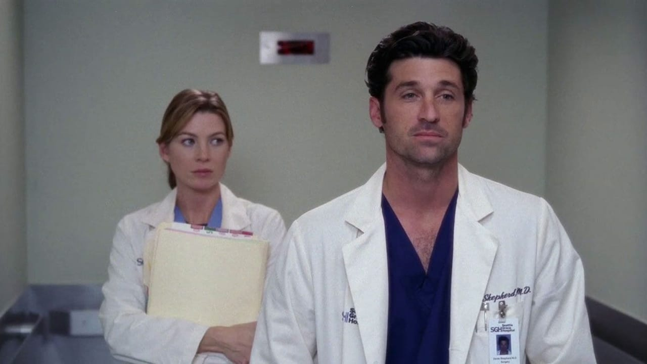 Grey's Anatomy Season 1 :Episode 2  Grenzen