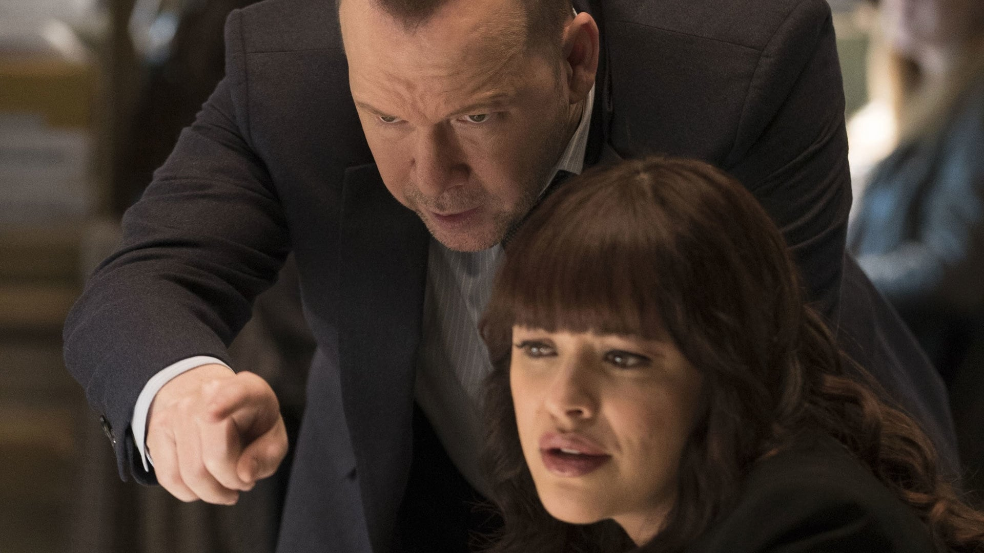 Blue Bloods Season 6 :Episode 22  Blowback
