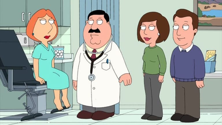 Family Guy - Season 0 Episode 21 : Partial Terms of Endearment