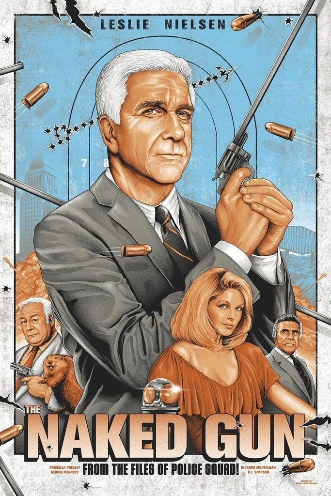 The Naked Gun: From The Files Of The Police Squad (Blu-ray